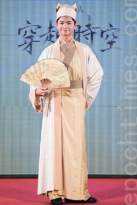 У Цзяци из педагогического университета города Тайчжун занял второе место. Фото: Чэнь Байчжоу/Великая Эпоха (The Epoch Times)