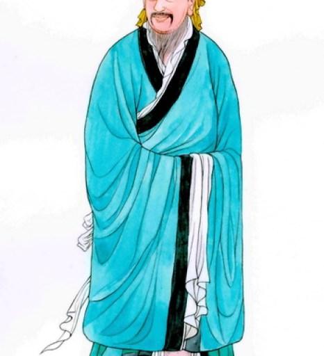 Конфуций - величайший мудрец и учитель в истории Китая. Иллюстрация: Блу Сяо/Великая Эпоха (The Epoch Times)