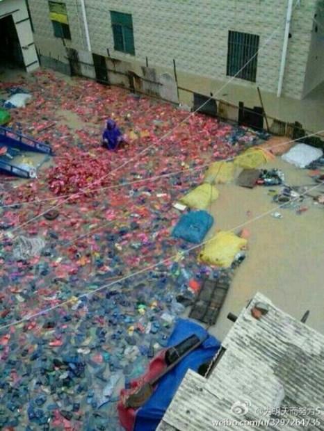Наводнение на юге Китая унесло жизни 6 человек. Фото с epochtimes.com