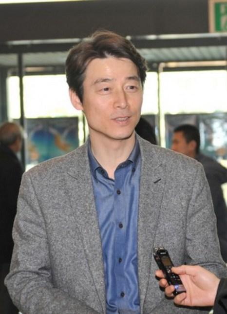Член национальной ассамблеи Сун Хо-Чан восхищён представлением Shen Yun 12 февраля 2014 г. Фото: Epoch Times