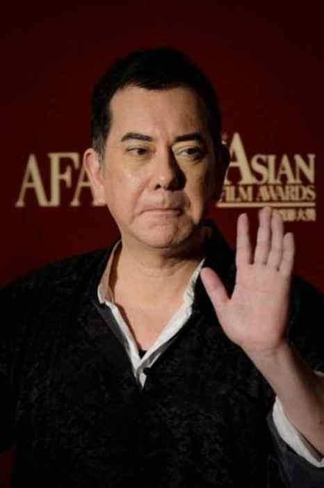 Гонконгский актёр Энтони Вонг на красной дорожке во время 7-ой церемонии вручения наград азиатского кино 18 марта 2013 г. Фото: PHILIPPE LOPEZ/Getty Images