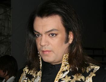 Филипп Киркоров. Фото с сайта  rumenews.com