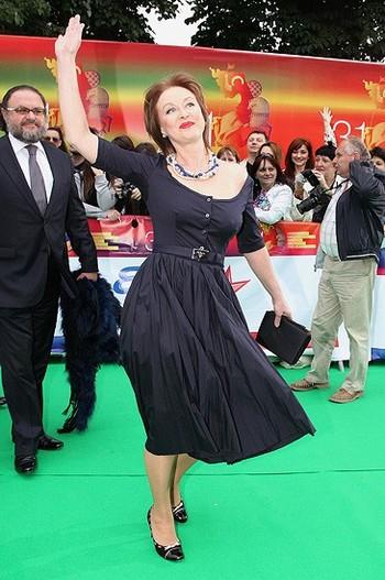 Лариса Удовиченко празднует свое 55-летие. Фото с сайта spletnik.ru