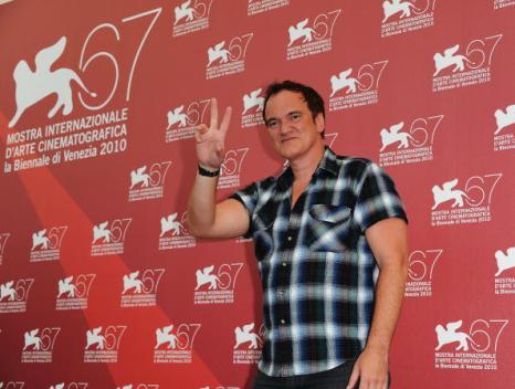 На 67-м Венецианском кинофестивале. Председатель жюри кинофестиваля американский режиссер Квентин Тарантино (Quentin Tarantino). Фоторепортаж. Фото: Gareth Cattermole/Andreas Rentz/ Pascal Le Segretain/Getty Images