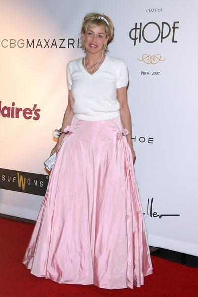 Актриса Шэрон Стоун в Калифорнии. Фото: Frazer Harrison/Getty Images