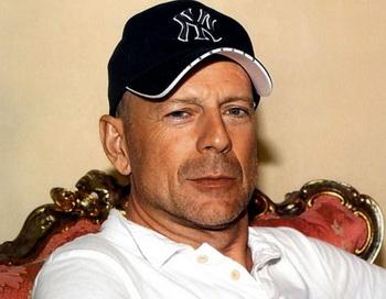 Актер Брюс Уиллис. Фото с сайта aramis7.livejournal.com