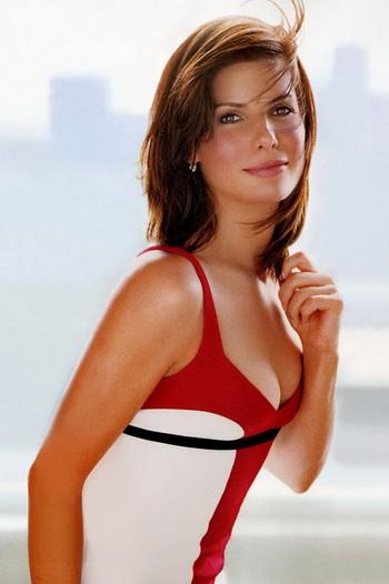 Актриса Сандра Буллок. Фото с сайта biggie.co.nz
