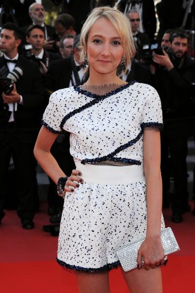 Французская актриса Одри Лэми. Фото:Ian Gavan/Getty Images