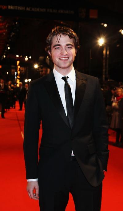 Церемония вручения наград Британской киноакадемии (BAFTA). Актер Роберт Паттинсон. Фото: Chris Jackson/Getty Images for Orange