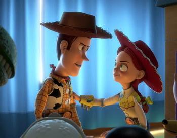 Кадр из анимационного фильма «История игрушек 3». Фото с сайта afisha.yandex.ru