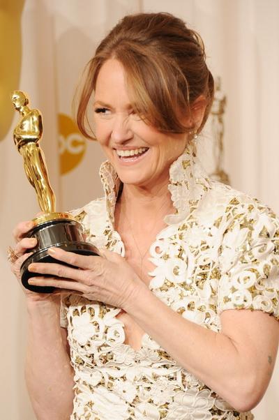 Призер «Оскара» Мелисса Лео. Фото: Jason Merritt/Getty Images