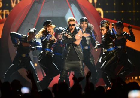 Джастин Бибер на церемонии Billboard Music Awards 2013 в Лас-Вегасе 19 мая 2013 года. Фото: Ethan Miller/Getty Images