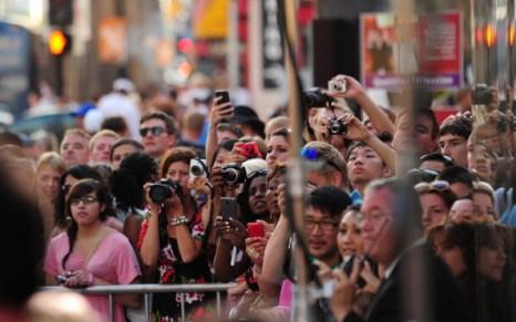 Фоторепортаж о премьере фильма «Восстание планеты обезьян». Фото: Frazer Harrison/Getty Images