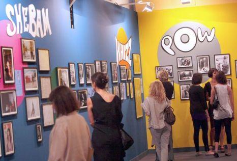 Две жизни Брижит Бардо. 23 июня 2010 года открылась выставка Брижит Бардо в рыбацком поселке французской ривьеры Сен-Тропе. Фото: STEPHANE DANNA/AFP/Getty Images