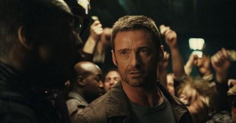 «Живая сталь». Хью Джекман в фильме «Живая сталь». Фото с сайта kino-teatr.ru