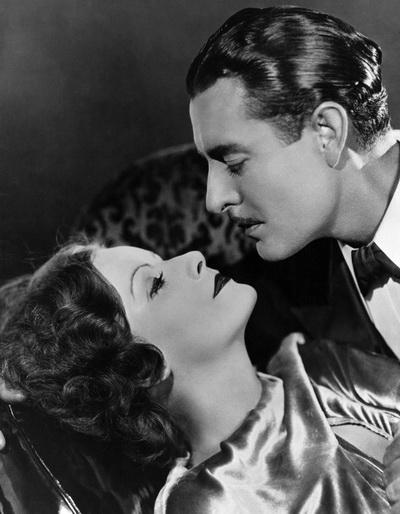 Грета Гарбо и Джон Гилберт в фильме «Женщина дела». 1928 год. AFP/Getty Images