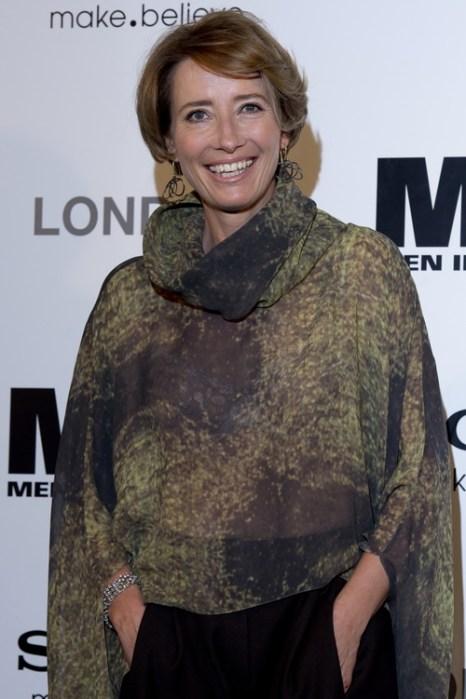 «Люди в чёрном 3». Актриса Эмма Томпсон на премьере фильма «Люди в чёрном 3» в Лондоне, Англия. Фото: BEN STANSALL/AFP/GettyImages