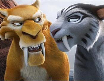 «Ледниковый период 4: Континентальный дрейф». Кадр из анимационного фильма. Фото с сайта kino-teatr.ru