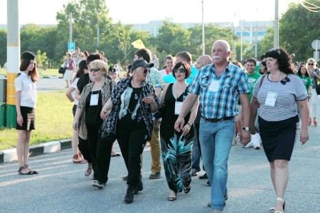 Фестиваль «Морской Узел-2013» состоялся в Новороссийске. Фото: Александр Трушников/Великая Эпоха (The Epoch Times)