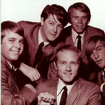 The Beach Boys. Фото с сайта wikimedia.org