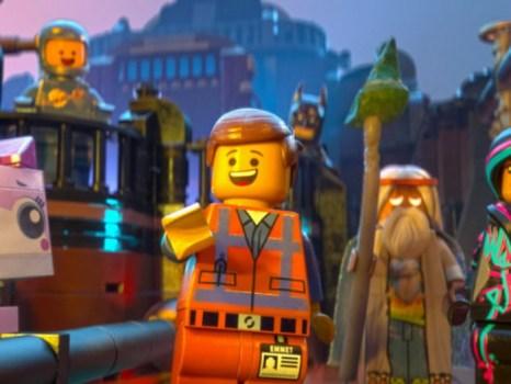 «Лего. Фильм». Кадр из мультипликационного фильма «Лего. Фильм». Фото с сайта kino-teatr.ru