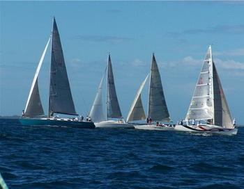 Перт, как и многие другие города прибрежной Австралии очень располагает к морским видам спорта. Фото: Андрей Кравцов