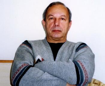 Александр Надеждин. Фото из семейного альбома Алесксандра Надеждина