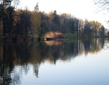 И первым требованием было сидеть у берега и слушать, как поет река. Фото: Екатерина Кравцова (Великая Эпоха)