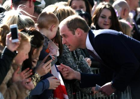 Принц Уильям и герцогиня Кэтрин прибыли в Шотландию. Фото: David Cheskin - WPA Pool/Getty Images