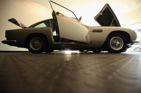 Aston Martin DB5. Фото: Dan Kitwood/Getty Images