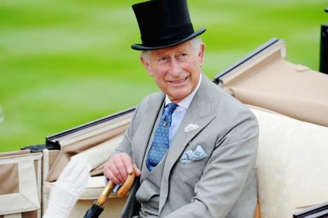 Принц Чарльз прибыл на скачки Royal Ascot. Фото: Stuart C. Wilson/Getty Images for Ascot Racecourse