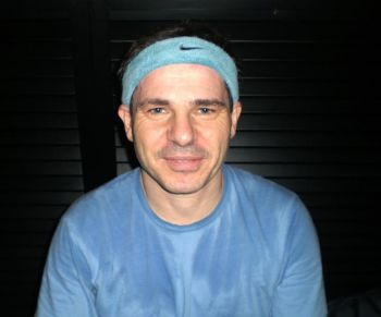 Дейвид Вилегас, 39 лет, менеджер по логистике