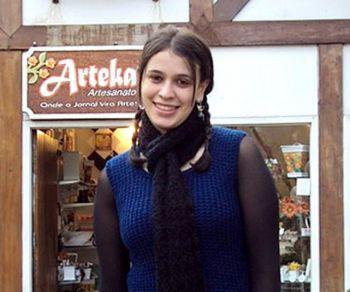 Бруна Антонио Дос Сантос, 23 года, студентка по цифровым мультимедиа