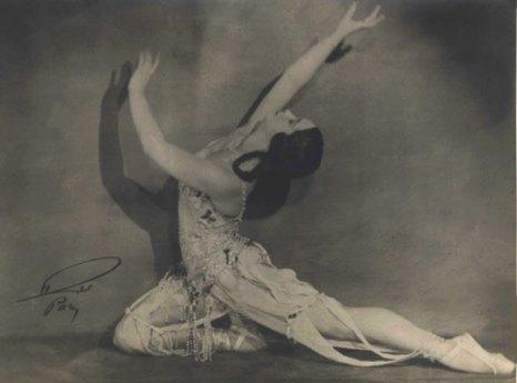 В партии Никии в балете