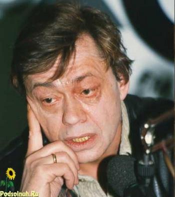 Николай Караченцев. Фото: karachencov.sitecity.ru
