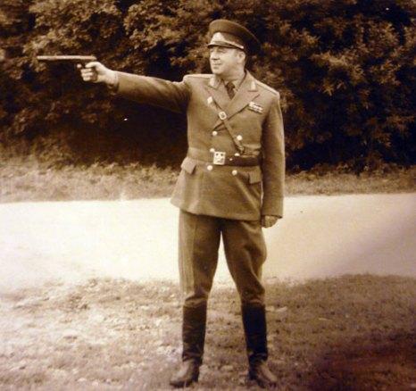 Меткий стрелок. Фото из архива Гарри Феодорова