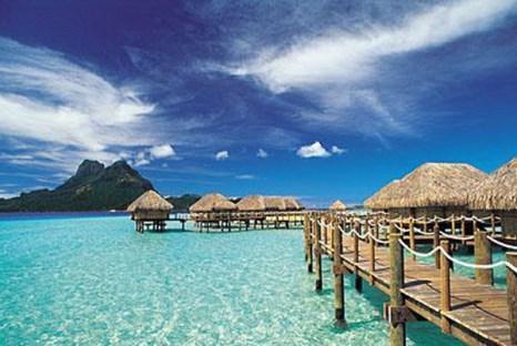 17. Бора-Бора, Французская Полинезия. Фото с сайта ba-bamail