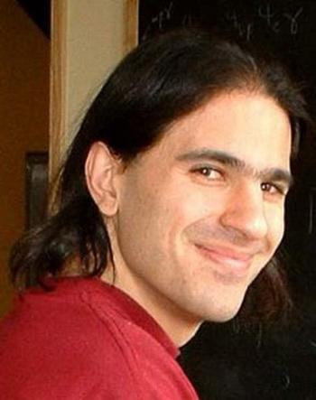 Нима Архани-Хамед – канадский физик. Фото с сайта sns.ias.edu