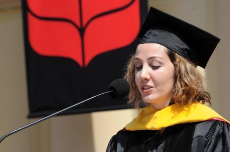 Парадис Сабети – поющий учёный-генетик. Фото с сайта grinnell.edu