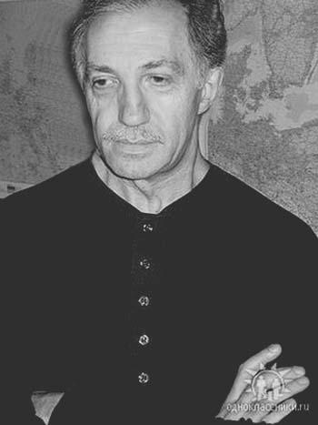 Поэт Григорий Ходос. Фото с сайта Одноклассники.ру