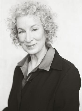 Маргарет Этвуд. Фото с сайта М.Этвуд