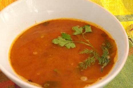 Чечевичный суп душистый. Стройнеем, не голодая. Фото: Хава Тор/Великая Эпоха (The Epoch Times)