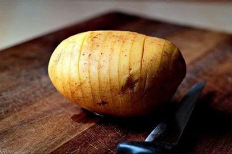 Торт-картофелина. Фото с сайта ba-bamail