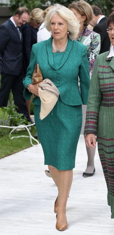 Фоторепортаж о визите Елизаветы II к открытию Chelsea Flower Show в Великобритании. Фото: Chris Jackson - WPA Pool/Getty Images