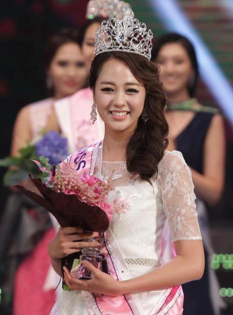 Победительницей стала Yoo Ye-Bin 21 года. Фото: Chung Sung-Jun/Getty Images