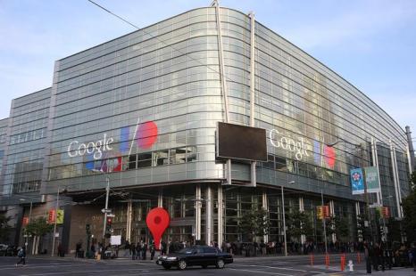 Конференция разработчиков Google I/O открылась в Сан-Франциско. Фото: Justin Sullivan/Getty Images