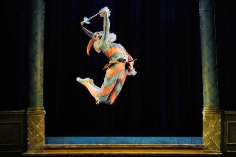 Английский национальный балет исполнил «Золушку». Фото: Matt Kent/Getty Images