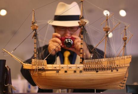 Военный корабль Тюдоров. Фото: Peter Macdiarmid/Getty Images