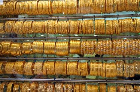 Ювелирные изделия. Дубаи. Фото: Philip Lange/Photos.com
