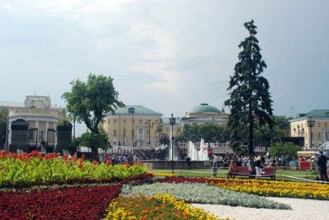 Окрестности Красной площади, Москва. Фото: Юлия Цигун/Великая Эпоха (The Epoch Times)